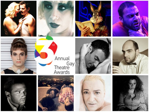 Gay Theatre Awards 2014