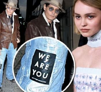 Πώς σχολιάζει ο Johnny Depp το γεγονός ότι η κόρη του είναι ομοφυλόφιλη