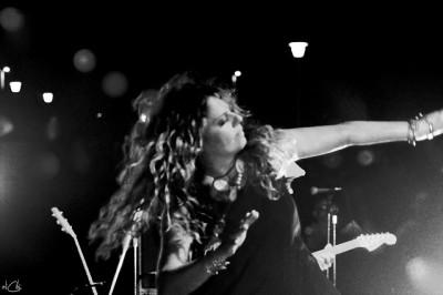 Η Ελένη Τσαλιγοπούλου και οι bogaz musique στη Θεσσαλονίκη