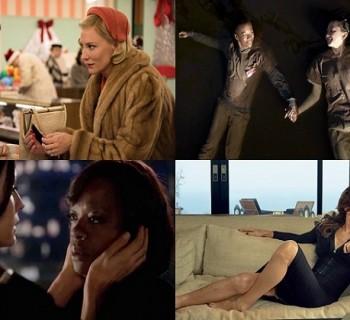 Οι 10 καλύτερες κινηματογραφικές στιγμές για τις queer γυναίκες το 2015