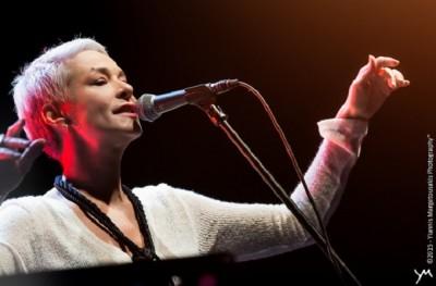 To Half Note Jazz Club υποδέχεται για πρώτη φορά την Μελίνα Κανά