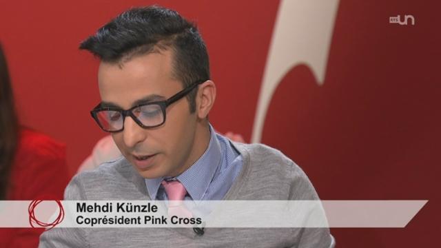 Ο Mehdi Künzle