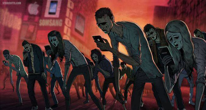 zombies-redes-sociales