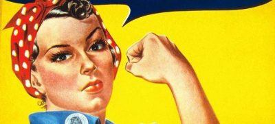 Rosie the Riveter «We can do it»