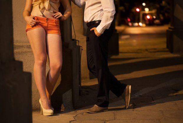 Πορνεια, Trafficking, Sex Workers